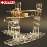 Jigs for biplane in scale 1/72 and 1/48