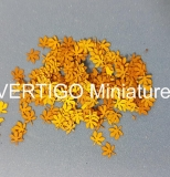 1/56 Chestnut leaves - autumn  200pcs