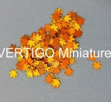 1/56 Maple leaves - autumn  200pcs