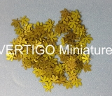 1/48 Chestnut leaves - spring & summer  200pcs