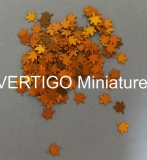 1/48 Maple leaves - dry  200pcs